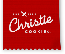 The Christie Cookie Company Logo