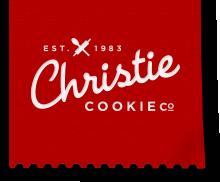 The Christie Cookie Company Logo
